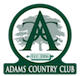 ADAMS COUNTRY CLUB